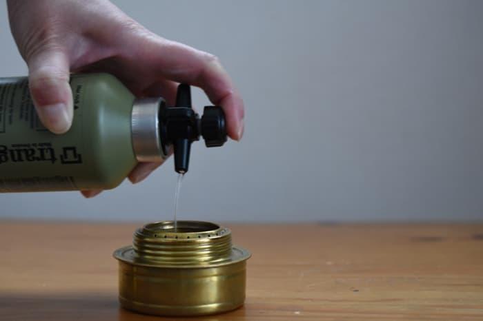 アルコールストーブ燃料の持ち運びに便利なおすすめの燃料ボトル