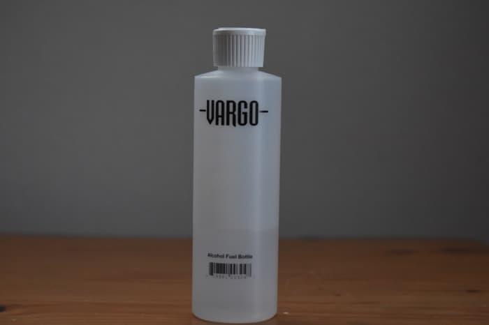 VARGO(バーゴ)アルコールフューエルボトル