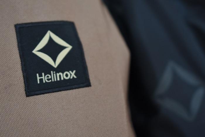 ヘリノックスのブランドロゴ