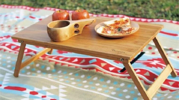 【木製】ソロキャンプ向けウッドテーブルのおすすめ9選!