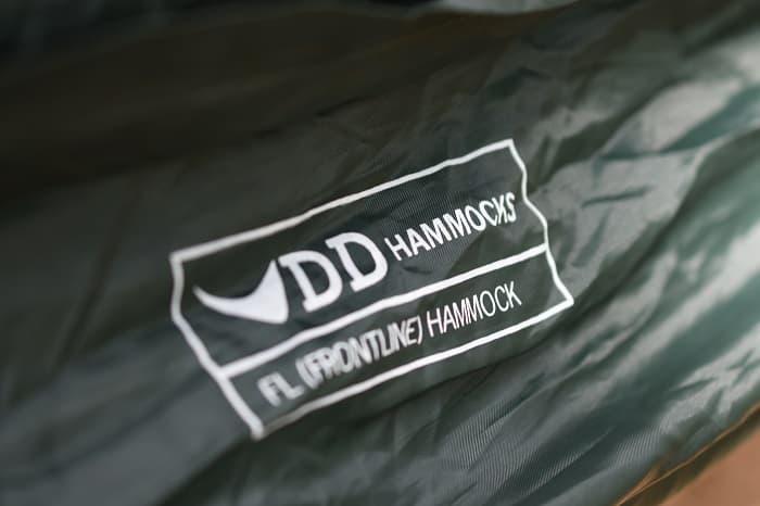 DDハンモックはフロントラインがおすすめ!
