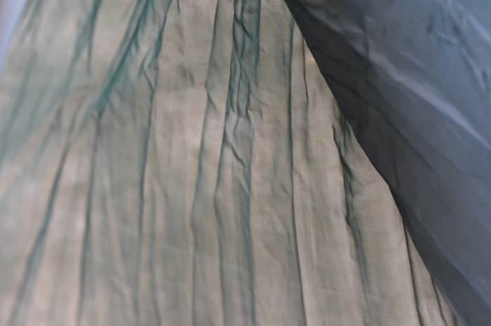 DDハンモックのフロントラインの蚊帳