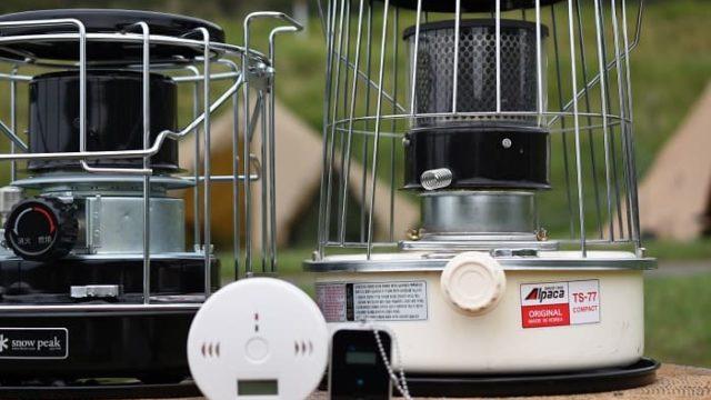 冬キャンプに必須!一酸化炭素チェッカーのおすすめと使い方や設置場所も解説!
