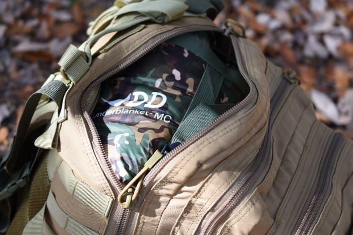 サイバトロンバックパックのメインポケット