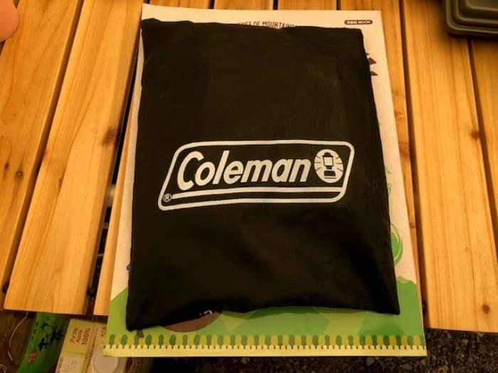 コールマンのホットサンドメーカーの収納袋