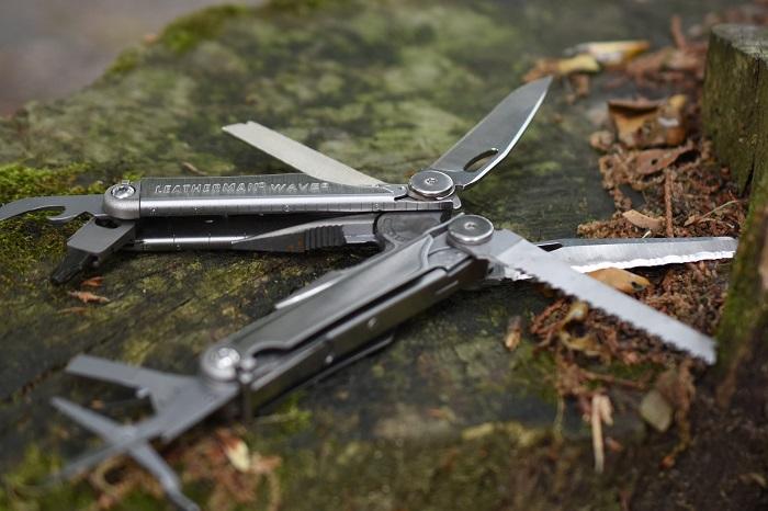マルチツールナイフの特徴