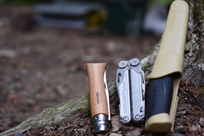 キャンプにナイフは必要か?