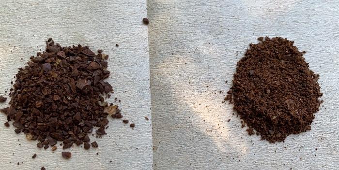 使用できるコーヒー豆