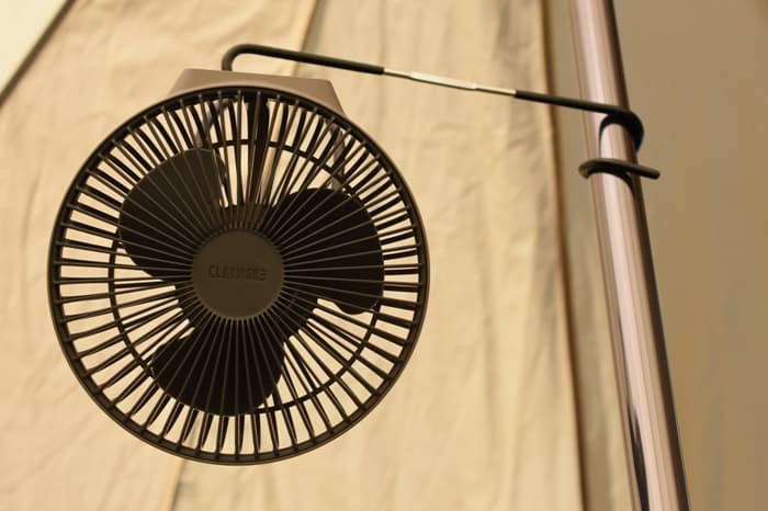 キャンプ扇風機クレイモア