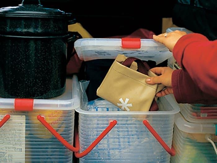 折りたたみバケツなら軽量で持ち運びにも便利