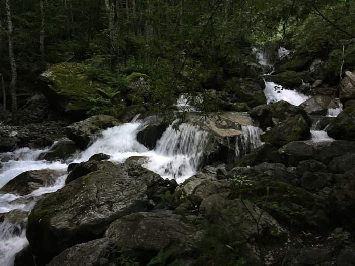 トレランシューズの防水性やゴアテックス