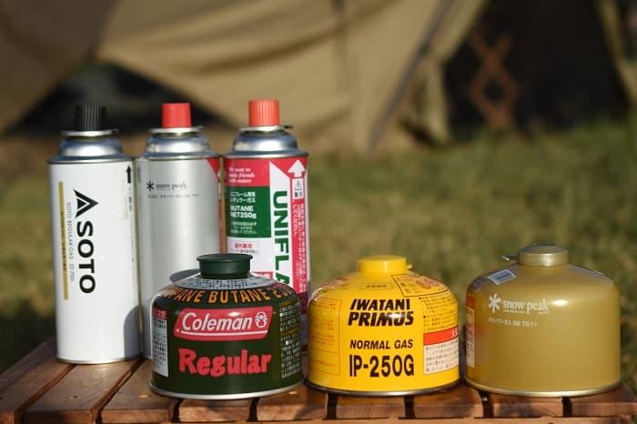 シングルバーで使うOD缶とCB缶の違いって何?
