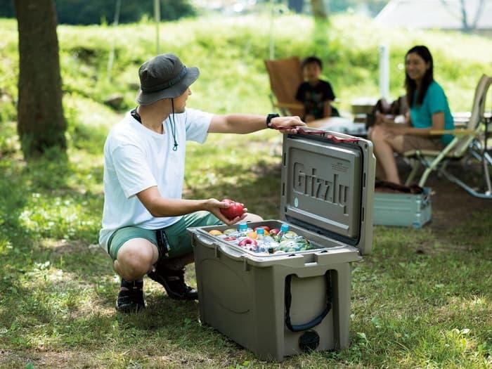 キャンプ用クーラーボックス選びのポイント