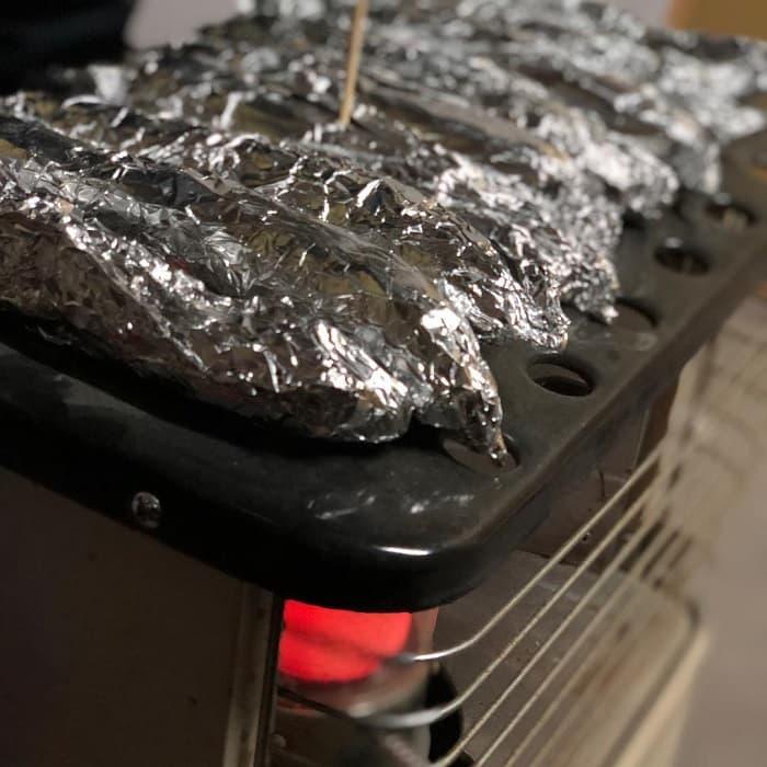 反射式石油ストーブの3つのメリット
