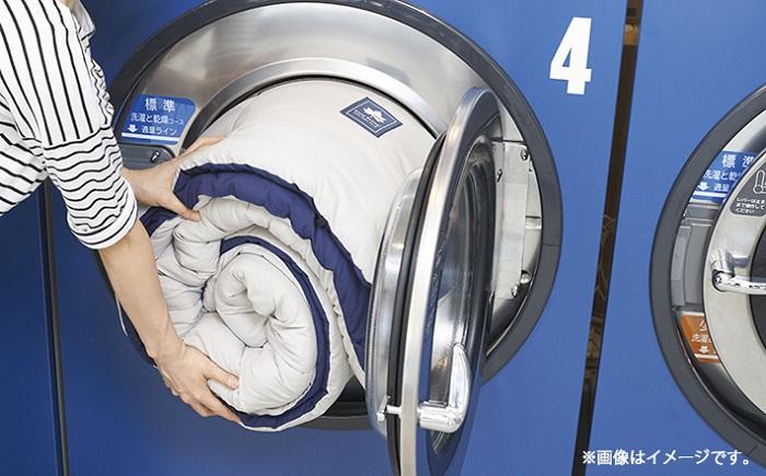 丸洗い洗濯OKの寝袋