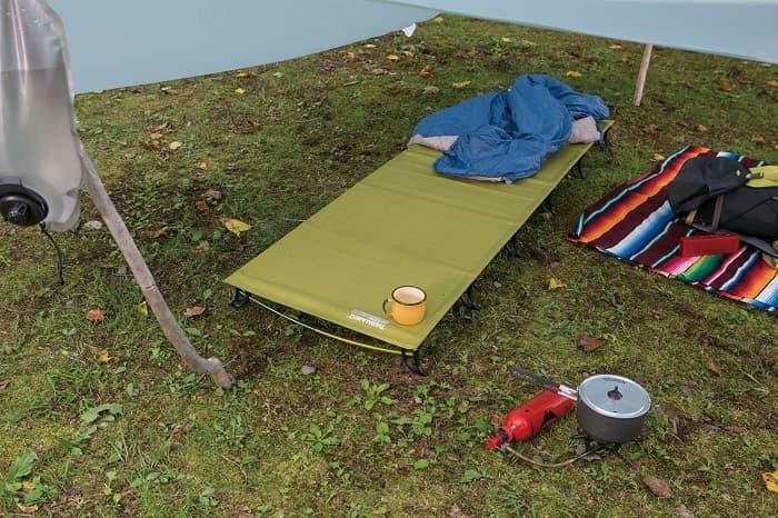 コンパクトで軽量なキャンプコットのまとめ