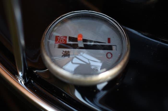 燃料タンク3.1Lで15時間燃焼