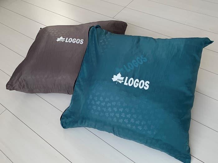 ロゴス「ミニバンぴったり寝袋・-2」はクッションになる
