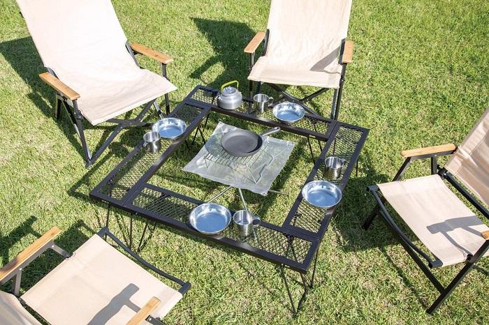 安い囲炉裏テーブルってキャンプに必要?