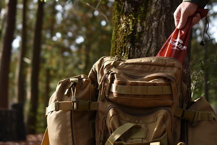 チタンペグは登山やバックパックキャンプに最適