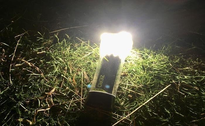 GOAL ZERO(ゴールゼロ)ランタンの使い方レビュー!【Lighthouse Micro FLASH USB充電式】
