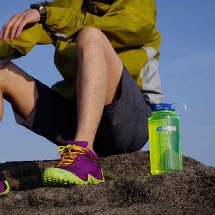 登山におすすめのナルゲンボトルの使い方