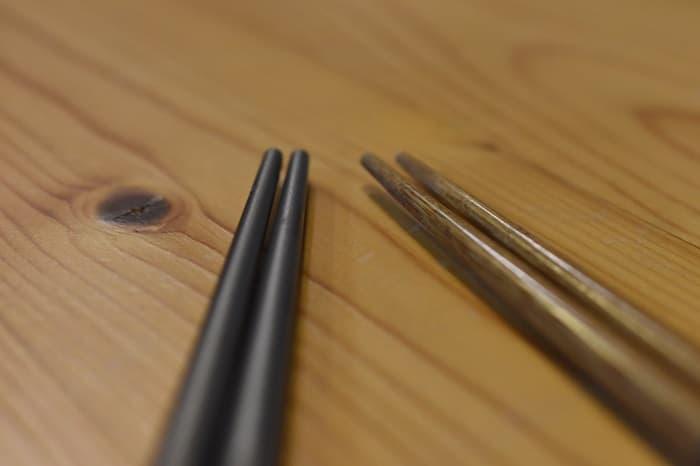 チタン箸のメリット・デメリット