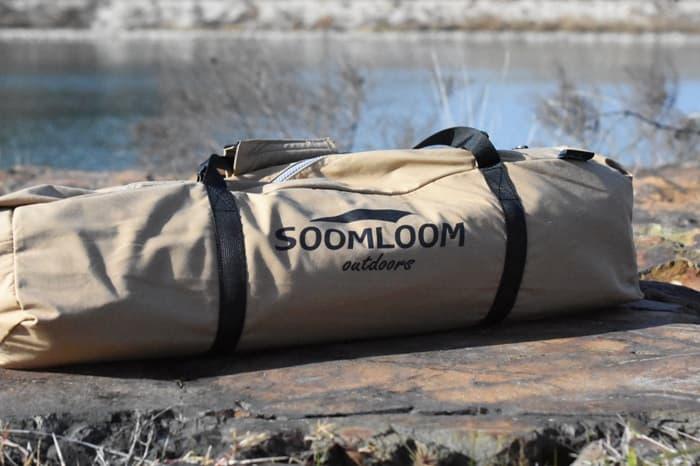 格安・コスパ最強のsoomloomのポリコットンTCタープ