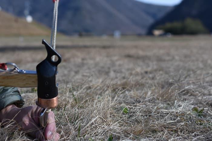 ペグハンマーはキャンプに必要
