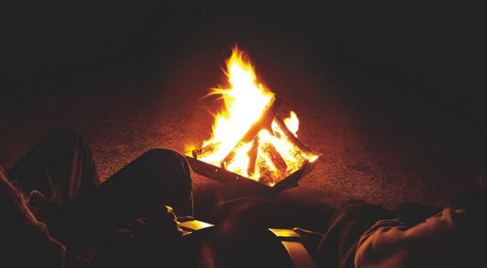 ユニフレーム焚き火台ファイアグリルのブログ