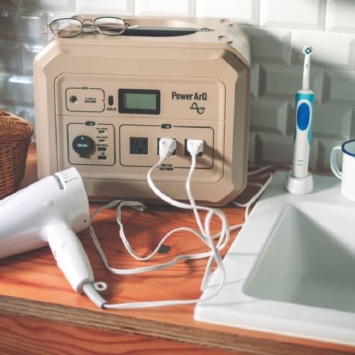 ポータブル電源で使える?家電の消費電力目安