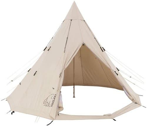 ゆるキャン△で飯田親子が使用していたテント
