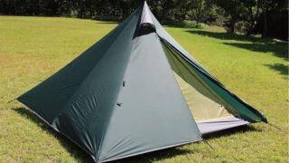 テンマクデザイン「パンダライト」は登山やツーリングにも最適な超軽量テント!