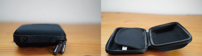 クレイモアランタン3FACE miniのケース