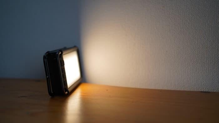 クレイモアランタンULTRA3.0(ウルトラ3.0)の明るさ