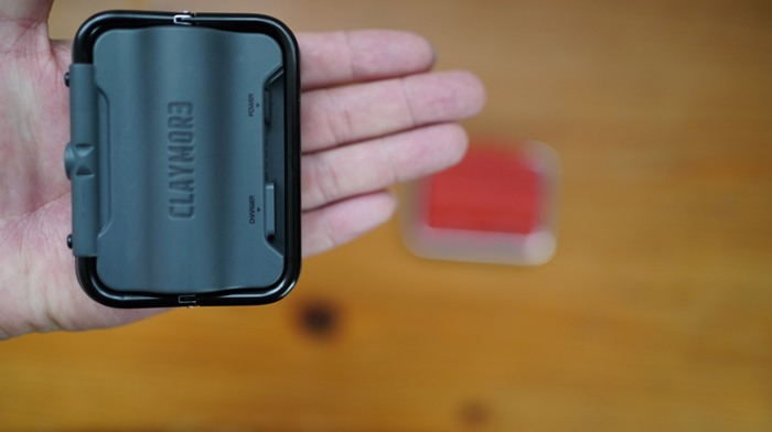 クレイモアランタンULTRA mini(ウルトラミニ)のサイズ