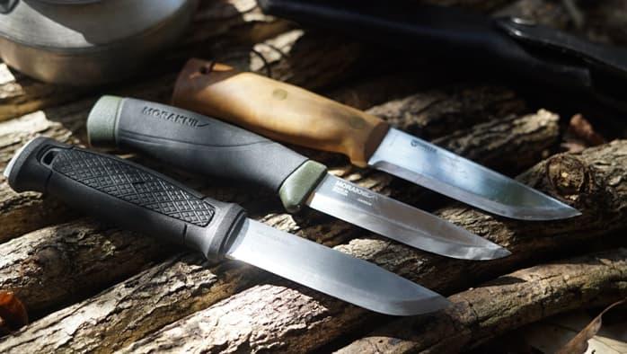 ブッシュクラフトナイフ 刃長