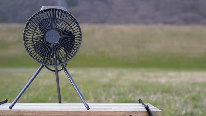 クレイモアFAN V600扇風機