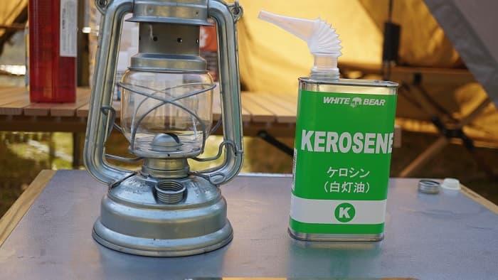 オイルランタン 灯油容器