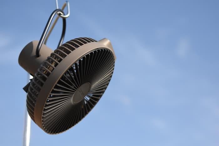 クレイモアFAN V600扇風機のレビュー