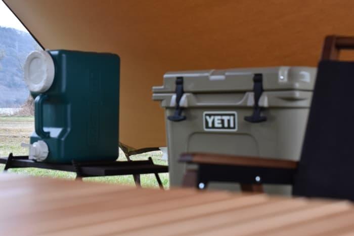 ウォータータンク(水用タンク)はキャンプで必要?