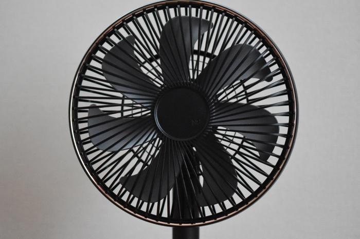 ルーメナー扇風機の音