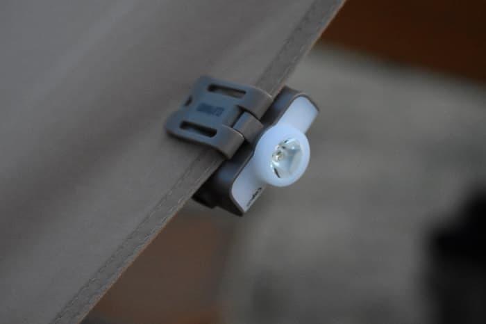 キャンプに使えるusb充電式ledキャンプライト