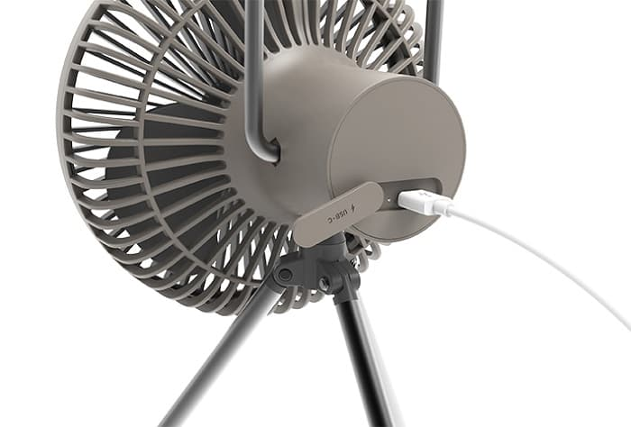 新型クレイモア扇風機CLAYMORE FAN V600+