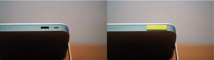 ルーメナープラスの充電方法やモバイルバッテリー機能