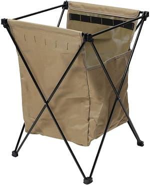 折りたたみ式キャンプのゴミ箱