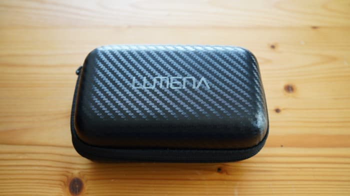 ルーメナー(LUMENA)2のケース