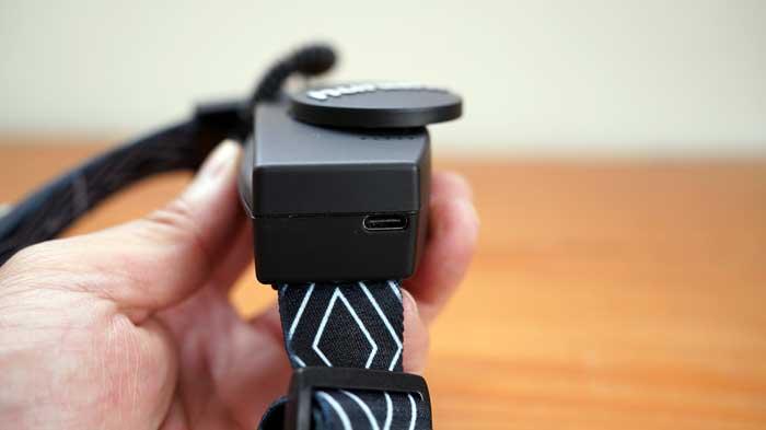オービット・ヘッドライトの充電時間や充電方法