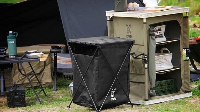 キャンプにゴミ箱は必要?
