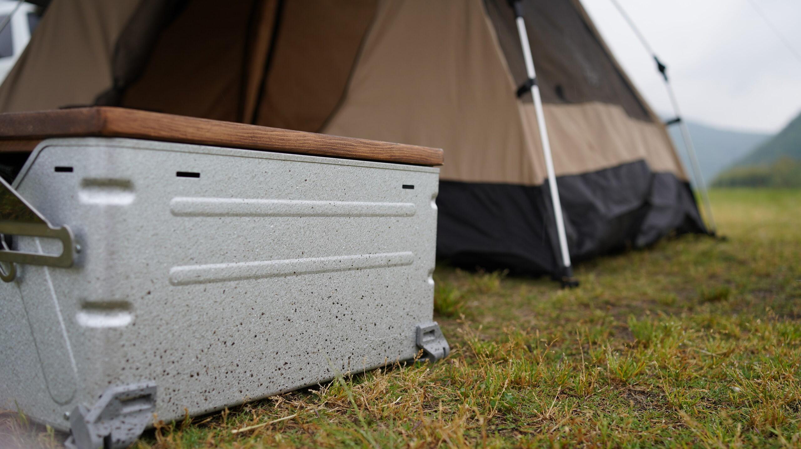 キャンプの雨の日対策